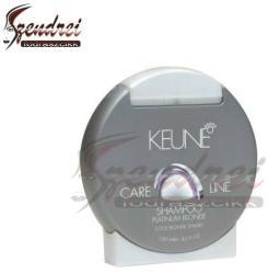 Keune Care Platinum Blonde sampon 250ml