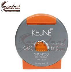 Keune Care Sun Sublime Shine sampon 250ml