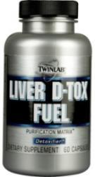 Twinlab Liver D-Tox Fuel - 60db