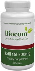 Biocom Krill Oil - 60db