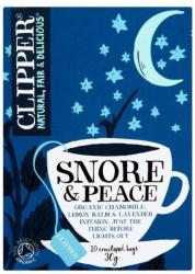 Clipper Bio Snore & Peace Nyugtató Tea 20 Filter