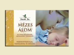 Mecsek-Drog Kft Mézes Álom Hársfavirággal Vaníliával És Mézzel 20 Filter