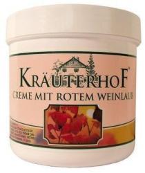Krauterhof Piros szőlőlevél krém 250ml