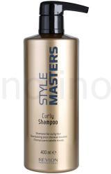 Revlon Style Masters Curly Shampoo sampon hullámos hajra 400ml