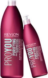 Revlon Pro You Purifying méregtelenítő sampon zsíros hajra 1000ml