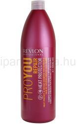 Revlon Pro You Repair ápoló sampon a hajformázáshoz (Heat Protect & Repair Shampoo) 1000ml