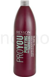 Revlon Pro You Repair sampon minden hajtípusra (Detoxifying and Balancing Shampoo) 1000ml