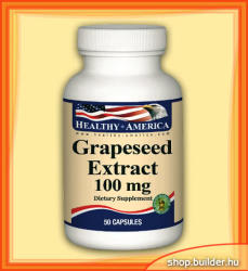Healthy America Grapeseed Extract 50db