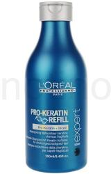 L'Oréal Expert Pro-Keratin Refill sampon a károsult hajra (Shampoo for Damaged Hair) 250ml