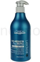 L'Oréal Expert Pro-Keratin Refill sampon a károsult hajra (Shampoo for Damaged Hair) 500ml