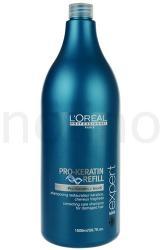 L'Oréal Expert Pro-Keratin Refill sampon a károsult hajra (Shampoo for Damaged Hair) 1500ml