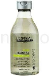 L'Oréal Expert Pure Resource sampon zsíros hajra (Shampoo with Citramine) 250ml