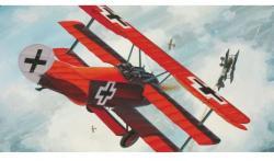Revell Fokker Dr.I 1/125 6702