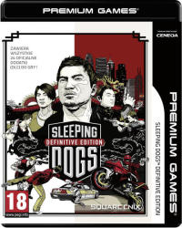 Square Enix Sleeping Dogs [Definitive Edition-Premium Games] (PC)