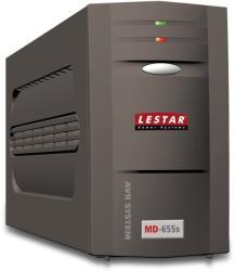 Lestar MD-655s AVR 1xSCH+1xIEC USB