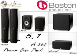 Boston Acoustics A 360 5.1