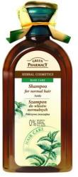 Green Pharmacy Sampon normál hajra csalán kivonattal 350ml