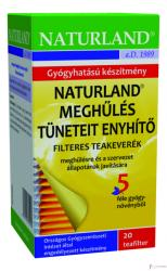 Naturland Meghűlés Tüneteit Enyhítő Teakeverék 20 Filter