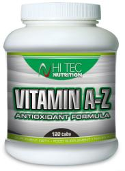 Hitec Nutrition Vitamin A-Z (120db)