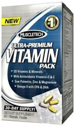 Muscletech Ultra-Premium Vitamin Pack - 30 adag