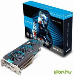 SAPPHIRE Radeon R9 280X Tri-X 3GB GDDR5 384bit PCIe (11221-20-20G)