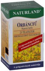 Naturland Orbáncfű Gyógynövénytea 25 Filter