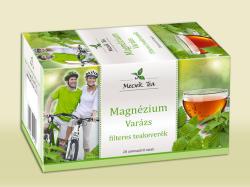 Mecsek-Drog Kft Magnézium Varázs Teakeverék 20 Filter