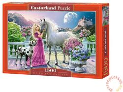 Castorland A hercegnő és az unikornis 1500 db-os (C-151301)