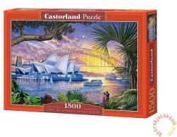 Castorland Operaház, Sydney 1500 db-os (C-151295)