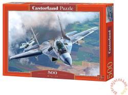 Castorland MIG-29 vadászgép 500 db-os (52110)