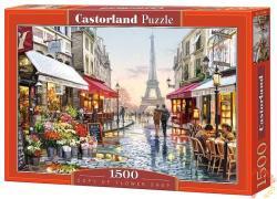 Castorland Virágbolt Párizsban 1500 db-os (C-151288)