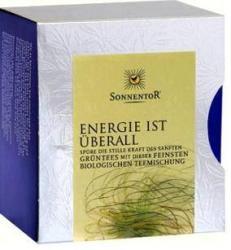 SONNENTOR Energiát Mindenhová Tea 24g
