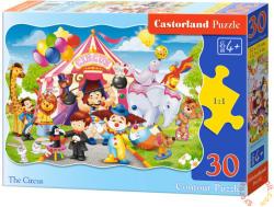 Castorland Cirkusz 30 db-os (B-03419)