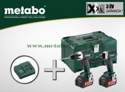 Metabo Combo Set 2.1. 2 18V 685030000