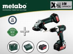 Metabo Combo Set 2.4. 1 18V 685038000