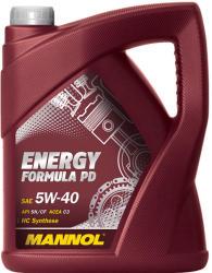 MANNOL Energy Formula PD 5W-40 5L