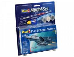 Revell F-14D Super Tomcat Set 1/144 64049