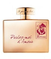 John Galliano Parlez-moi d'Amour Gold Edition EDT 80ml Tester