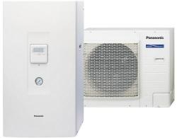 Panasonic Aquarea T-CAP WH-SXC09F3E5 / WH-UX09FE5