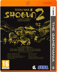 SEGA Shogun 2 Total War [Gold Edition-The Gamemania] (PC)