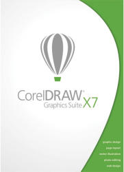 Corel CorelDRAW Graphics Suite X7 Small Business Edition CDGSX7IEDBSBE