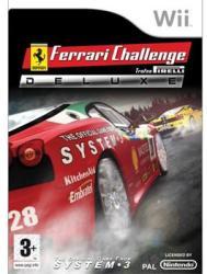 System 3 Ferrari Challenge Trofeo Pirelli Deluxe (Wii)