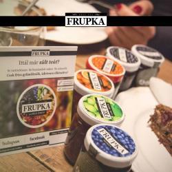 FRUPKA Szilva Sült Tea 55ml