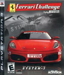 System 3 Ferrari Challenge Trofeo Pirelli (PS3)