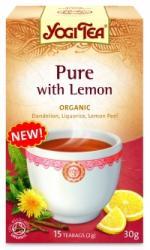 YOGI TEA Tisztító Tea Citrommal 15 Filter