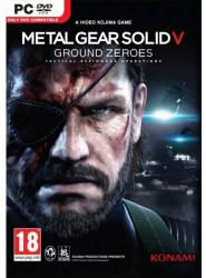 Konami Metal Gear Solid V Ground Zeroes (PC)