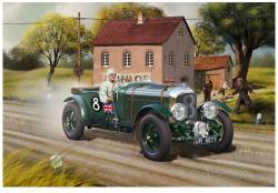 Revell Bentley 4.5L Blower 1/24 7007