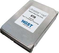 """Hitachi 3.5"""" 6TB 7200rpm SAS HUS726060ALS640 0F18370"""