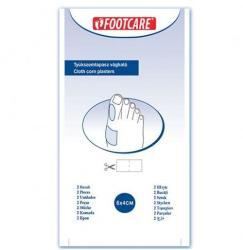 Footcare Tyúkszemtapasz, vágható - 2db (6x4cm)