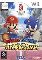 SEGA Mario & Sonic at the Olympic Games Beijing 2008 (Wii)